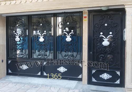 درب های فرفورژه تهران