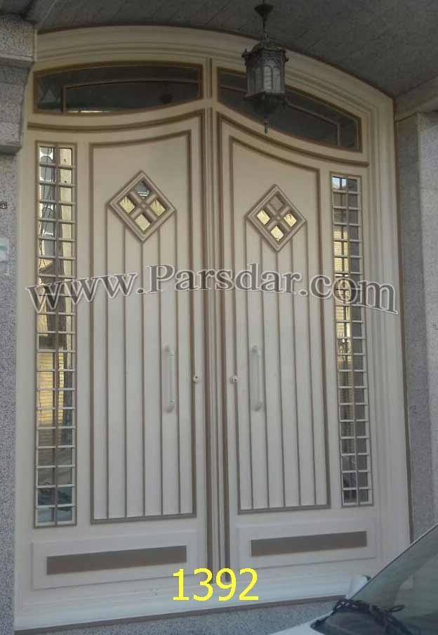 درب فلزی در تهران
